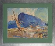 Sale 8903 - Lot 2029 - Ian Webb (1943 - ) - It Needs A Tree 42 x 56.5, 63 x 78cm (frame)