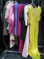 Sale 7926A - Lot 1790 - A selection of cross dressing gowns and tops