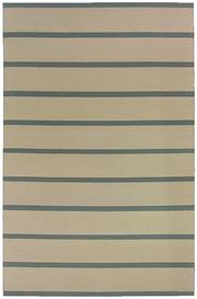 Sale 8651C - Lot 95 - Colorscope Collection; 90% Recycled Paper 10% Cotton - Natural /Grey Rug, Origin: India, Size: 200 x 300cm, RRP: $999