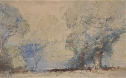 Sale 7923 - Lot 586 - Tom Garrett - Water Scene