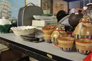 Sale 8139 - Lot 2228 - Quantity Of Ceramics, Treen And Sundry Items
