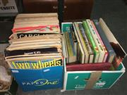 Sale 8659 - Lot 2305 - 2 Boxes of Mainly Car & Motorcycle Magazines