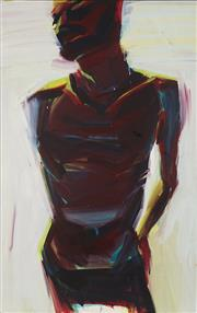 Sale 8764 - Lot 543 - Euan Mcleod - Torso, 1983 107.5 x 68cm