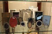 Sale 8327 - Lot 76 - Silver Plated Picture Frames