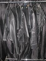 Sale 7926A - Lot 1793 - Leather clothing including skirts and jackets
