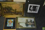 Sale 8429A - Lot 2066 - Quantity of Various Artworks (7)