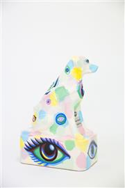Sale 8479G - Lot 7 - Fan Dongwang - Untitled. 2018 is the Chinese Zodiac Year of the Dog, whose qualities are loyalty, honesty, sincerity, reliability,...