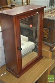 Sale 8331 - Lot 1362 - Mirrored Front Medicine Cabinet