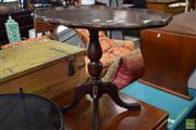 Sale 8566 - Lot 1562 - Timber Occasional Table