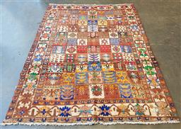 Sale 9102 - Lot 1220 - Pure wool hand knotted Persian Bakhtiari (290 x 200cm)