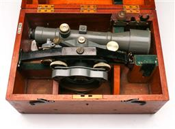 Sale 9122 - Lot 208 - Vintage Surveyors Scope by Cooke, Troughton and Simms, York, England