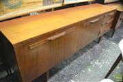 Sale 8364 - Lot 1072 - Danish Teak Sideboard