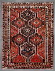 Sale 8545C - Lot 40 - Persian Shiraz 290cm x 220cm