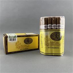 Sale 9120W - Lot 1441 - Jose L. Piedra Cazadores Cuban Cigars - box of 25 cigars - dated July 2016