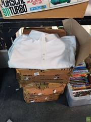 Sale 8563T - Lot 2491 - 4 Boxes of Kids Long Sleeve Shirts