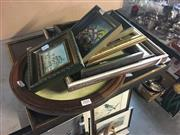 Sale 8659 - Lot 2101 - 8 Various Paintings, Most Oils, (1 on Papyrus), Various Size