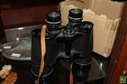 Sale 8226 - Lot 82 - Gerber 10 x 50 Binoculars in Case