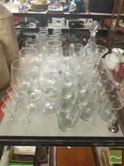 Sale 8548 - Lot 2262 - Collection of Crystal & Glassware incl Webb