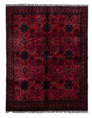 Sale 8800C - Lot 95 - An Afghan Khal Mohammadi 100% Wool Pile Natural Dyes, 175 x 230cm