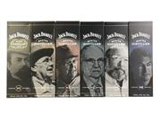 Sale 8830W - Lot 39 - Jack Daniels Master Distillers 6-Bottle Set Tennessee Whiskey in Individual Boxes - bottle nos. 3929, 4777, 6762, 4907, 3135, 508;...