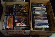Sale 8530 - Lot 2173 - 2 Boxes of DVDs