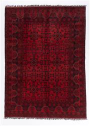 Sale 8800C - Lot 98 - An Afghan Khal Mohammadi 100% Wool Pile Natural Dyes, 240 x 175cm