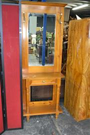 Sale 7987A - Lot 1170 - Timber Hall Stand