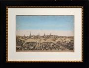 Sale 8325A - Lot 190 - Artist Unknown (XVIII) - Vue Optic, Berlin, c1760 23 x 14cm