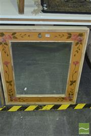 Sale 8331 - Lot 1552 - Pair of Timber Framed Mirrors