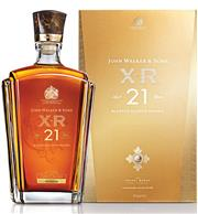 Sale 8290 - Lot 430 - 1x Johnnie Walker XR 21YO Blended Scotch Whisky - in box