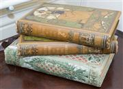 Sale 8308A - Lot 31 - Volume I & II of the British Empire in the 19th Century, together with an edition of The Sunday at Home