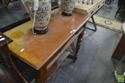 Sale 8337 - Lot 1092 - Hall Table