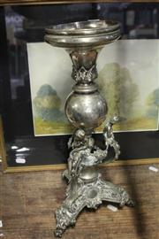 Sale 8362 - Lot 2378 - Silver Plated Centrepiece