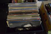 Sale 8530 - Lot 2172 - Crate of LP Records