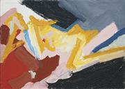 Sale 8708A - Lot 576 - Rod Withers (1946 - 1988) - Nude, 1977 30.5 x 41cm
