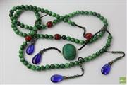 Sale 8529 - Lot 40 - Court Chinese Necklace