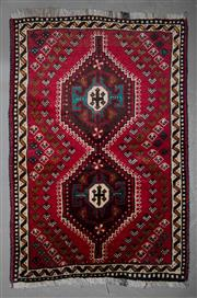 Sale 8545C - Lot 48 - Persian Shiraz 120cm x 65cm