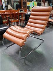 Sale 8585 - Lot 1047 - Mies Van Der Rohe R100 Lounge Chair