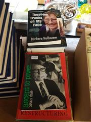 Sale 8659 - Lot 2400 - Collection of Politically Themed Books