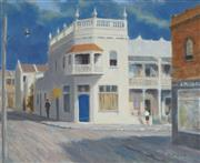 Sale 8867A - Lot 5061 - Max Boyd (1915 - 1988) - Old Sydney 45 x 54cm