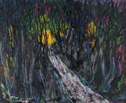 Sale 8907 - Lot 573 - Maximillian Feurring (1986 - 1985) - Enchanted Path 59.5 x 73.5 cm