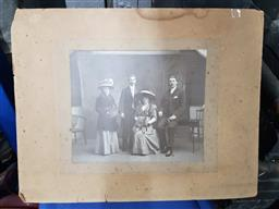 Sale 9176 - Lot 2582 - An early photograph produced by W Tunley, Castlegate, Penrith
