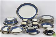 Sale 8516 - Lot 30 - George Jones And Sons Dinner Service