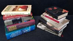 Sale 9208 - Lot 2026 - Box of Cricket & Other Books incl Jack Pollard The Complete Illustrated History of Cricket