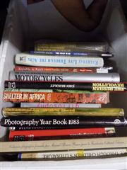 Sale 8405 - Lot 2330 - Box of Various Books
