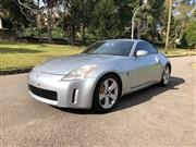 Sale 8776A - Lot 2 - Make: Nissan Model: 350Z Body: Coupe Year: 2003 Reg No: CJ.16.DB Reg Exp: UNREGISTERED Ext Colour: Silver         Int...