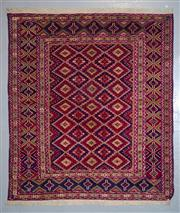 Sale 8545C - Lot 51 - Persian Sumak 179cm x 121cm