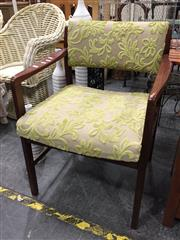 Sale 8889 - Lot 1407 - Parker Desk Chair with Upholstered Seat and Back