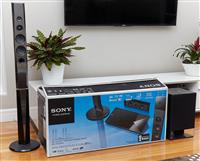 Sale 9080H - Lot 65 - A Sony Home Theatre System  BDV-N9100W