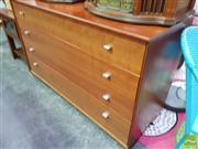 Sale 8465 - Lot 1072 - Modern Chest of 4 Drawers